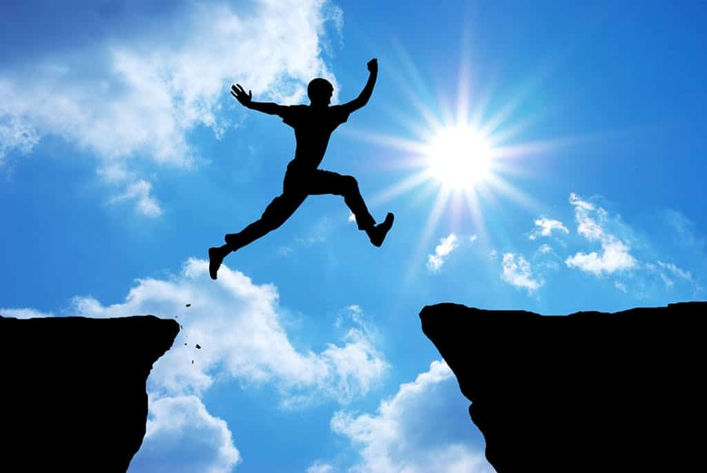 Mut zur Vereanderung. Jump, Sky, Sun. Seminar Biotic Institute