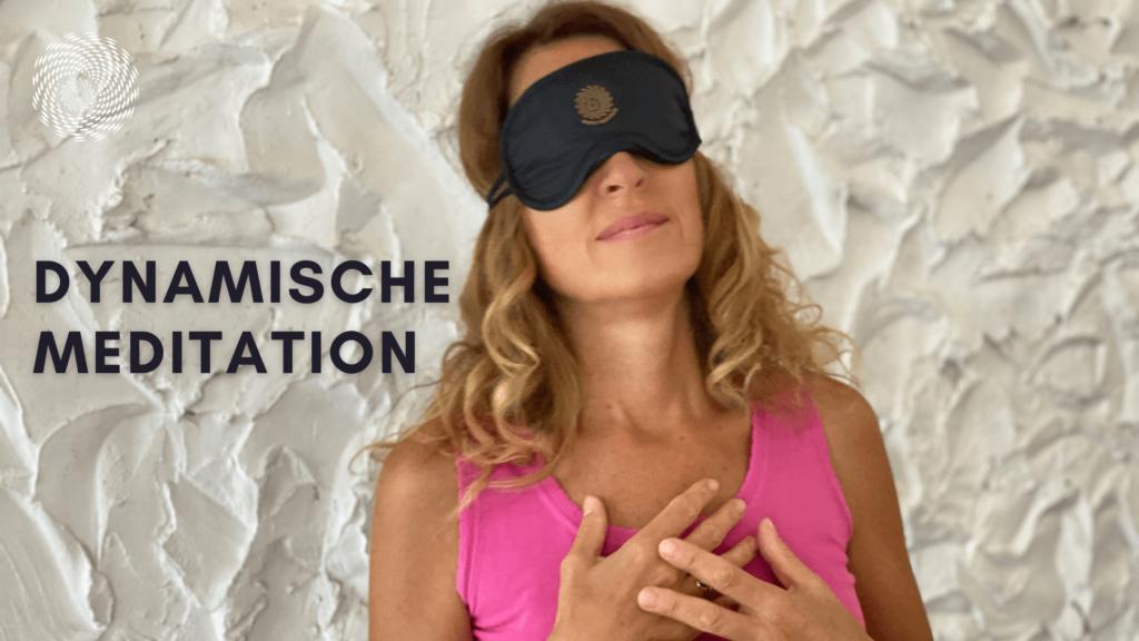 Warum die dynamische Meditation so wertvoll ist
